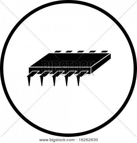 集成电路符号 库存矢量图和库存照片 | bigstock