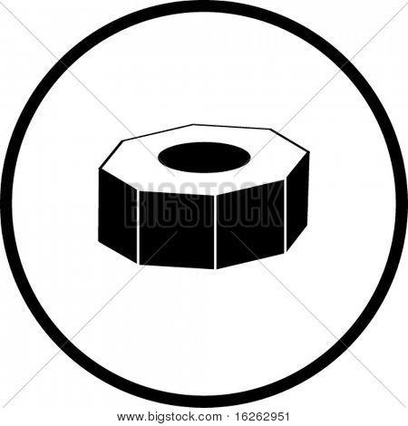 nut symbol