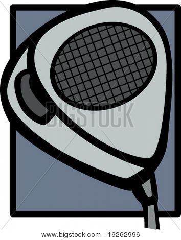 mobile two-way radio microphone