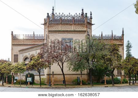 Royal Pavilion (pabellon Real) In The Plaza America