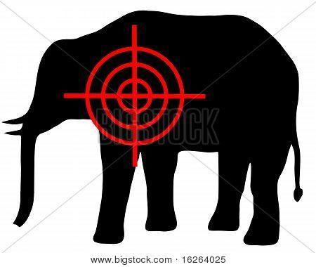 Elephant Crosshair