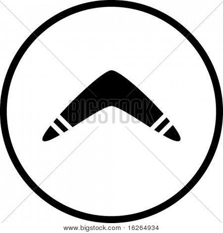 boomerang symbol