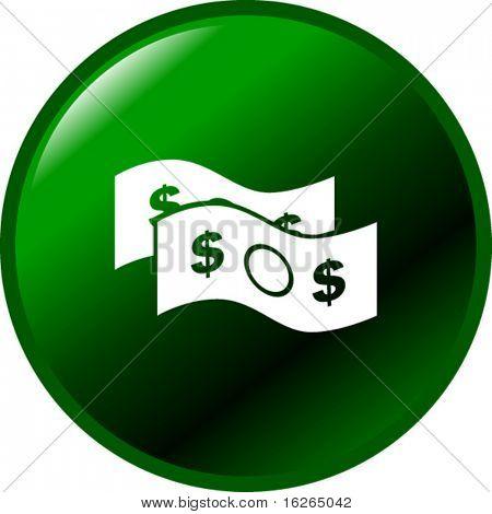 money bills button