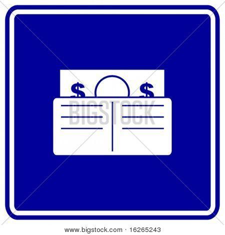 wallet sign
