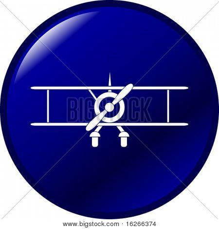 biplane button