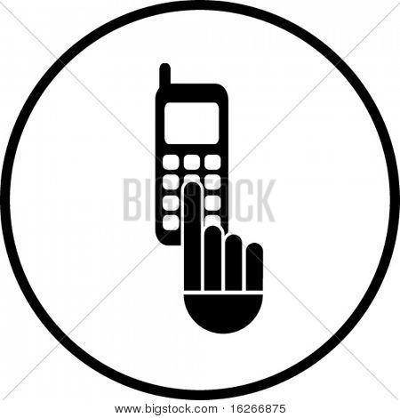 手机拨号符号 库存矢量图和库存照片 | bigstock