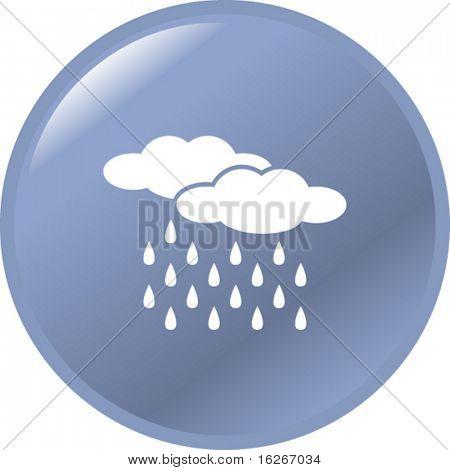 botão de chuva