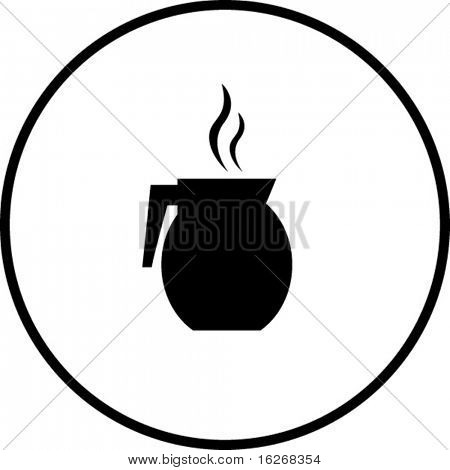 coffee jar symbol