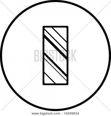 mirror symbol