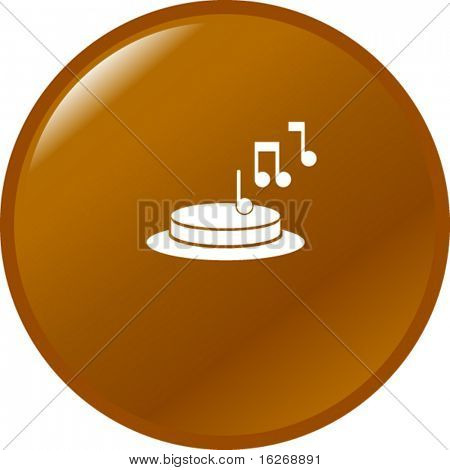 musical door bell button