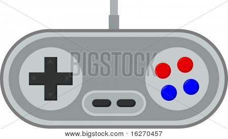 joypad game controller