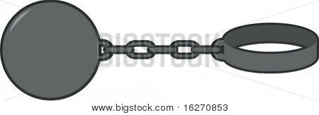 ball shackle