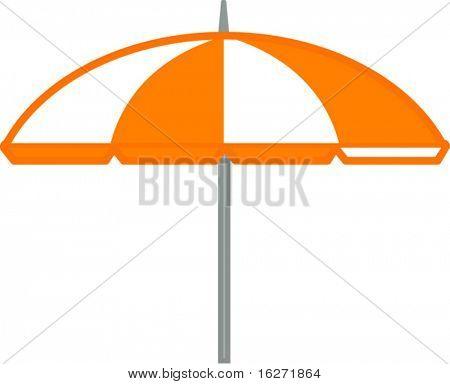 umbrella or parasol