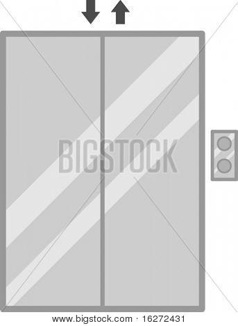 puertas de ascensor