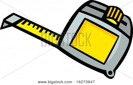 tape measure ruler