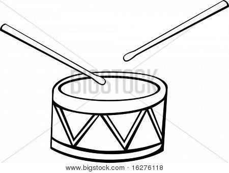 drum percussion musical instrument