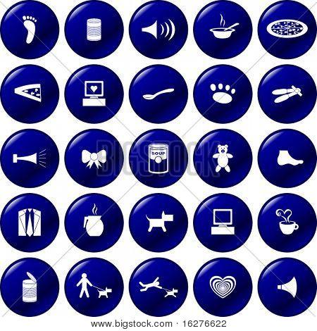 diverse button set 4