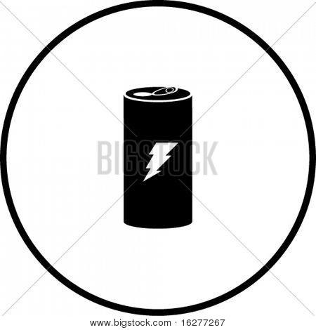 energy drink symbol