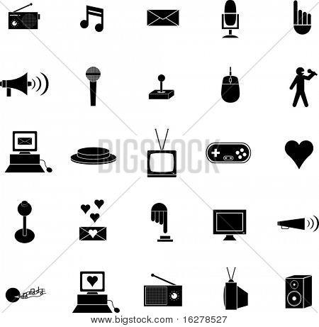 diverse symbol set twelve