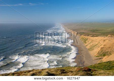 Point Reyes Shore, California