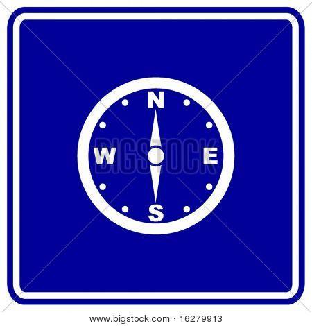 compass sign