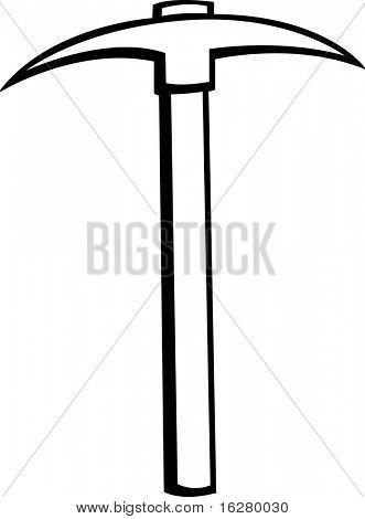 pickaxe mining tool
