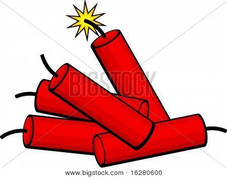dynamite cartridges