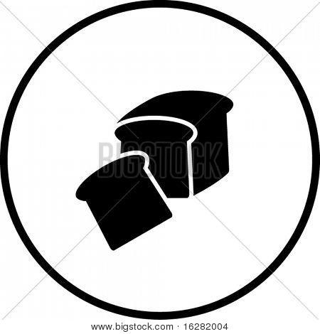 sliced bread symbol
