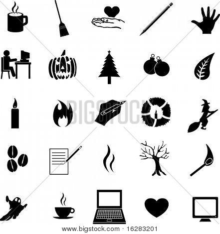 diverse symbols set 13
