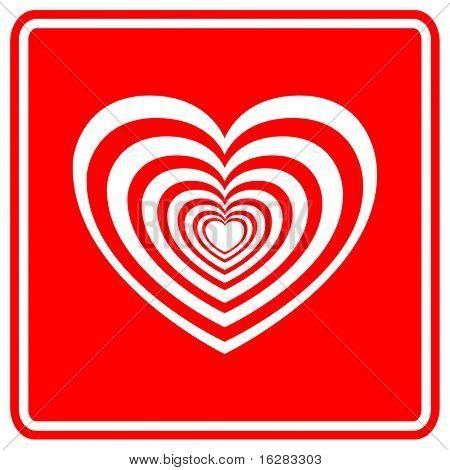 psycho design heart