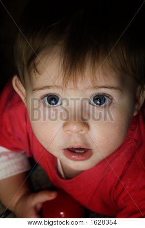 Lindo bebé cara