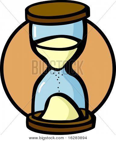 hourglass or sandclock