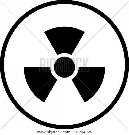 símbolo activo de radio