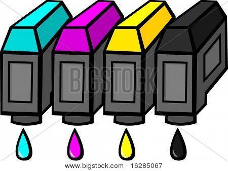printing ink cartridges