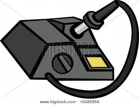 electronics soldering station