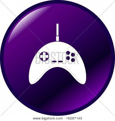 joypad game controller button