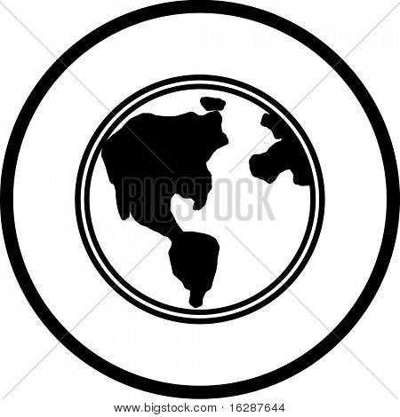 símbolo de la tierra