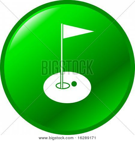 golf hole button