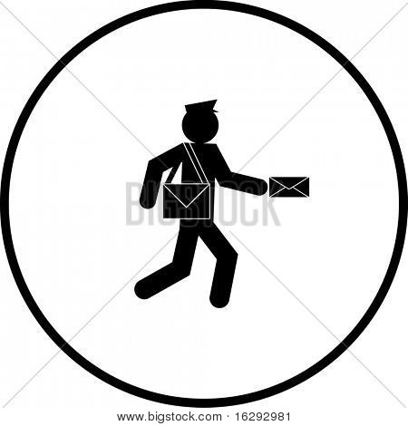 mailman symbol