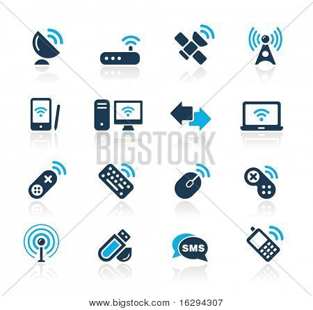 Wireless & comunicaciones / / azul serie