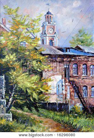Ayuntamiento de la ciudad de Vitebsk