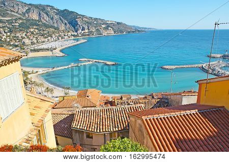 The Resort Of Cote D'azur