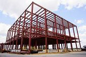 Construction Of Steel Structures poster