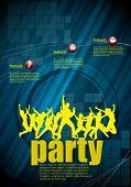 Постер, плакат: Партии плакат