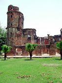Ruins Of 18Th And 19Th Century British Residency At Lucknow
