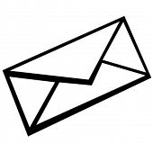 pic of telegram  - mail envelope - JPG