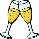 pic of brindis  - drink cup toast - JPG