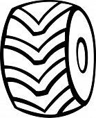 image of monster-truck  - monster truck tire - JPG
