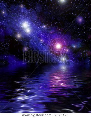Nebula Reflection