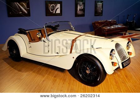 Morgan old concept car